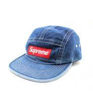 Supreme(シュプリーム)の古着「Denim Camp Cap」|インディゴ