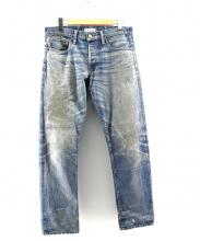 Ron Herman(ロンハーマン)の古着「デニムパンツ」|ライトインディゴ