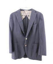 BOGLIOLI(ボリオリ)の古着「3B段返りジャケット」|ネイビー