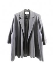 ENFOLD(エンフォルド)の古着「ロングハイツイストAラインコート」