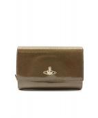 Vivienne Westwood(ヴィヴィアンウエストウッド)の古着「3つ折り財布」