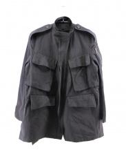 JULIUS(ユリウス)の古着「M-65フィールドジャケット」|ブラック