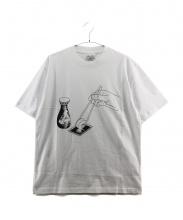 PALACE(パレス)の古着「プリントTシャツ」|ホワイト