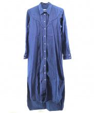 MM6(エムエムシックス)の古着「シャツワンピース」