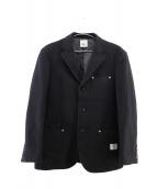 BEDWIN &THE HEARTBREAKERS(ベドウィン アンド ザ ハートブレイカーズ)の古着「3Bジャケット」|ブラック