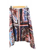 Jean Paul GAULTIER(ジャンポールゴルチエ)の古着「総柄スカート」