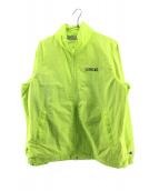 Supreme × CHAMPION(シュプリーム × チャンピオン)の古着「トラックジャケット」|ライム