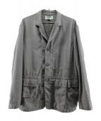 SASSAFRAS(ササフラス)の古着「GDUリーフジャケット」|グレー