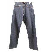 EVISU(エビス)の古着「セルビッチデニムパンツ」|インディゴ