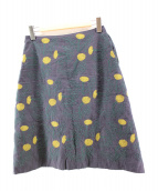 mina perhonen(ミナペルフォネン)の古着「タンポポスカート」