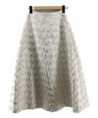 ELENDEEK(エレンディーク)の古着「セレモニージャガードスカート」