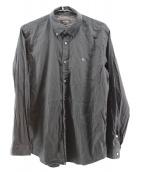 BURBERRY BLACK LABEL(バーバリーブラックレーベル)の古着「ロングスリーブシャツ」