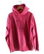 SUPREME(シュプリーム)の古着「スフィンクスプルオーバーパーカー」|ピンク
