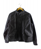 SOPHNET.(ソフネット)の古着「スタンドカラーショートブルゾン」|ブラック