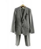 N.HOOLYWOOD(エヌハリウッド)の古着「セットアップスーツ」|グレー