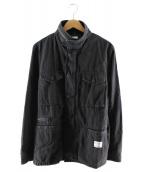 BEDWIN &THE HEARTBREAKERS(ベドウィンドアンドザ ハートブレイカーズ)の古着「M65ジャケット」|ブラック