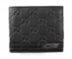 GUCCI(グッチ)の古着「2つ折り財布」|ブラック