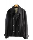 PHERROWS(フェローズ)の古着「Pコート」|ブラック