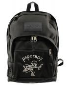 JANSPORT × paperboy(ジャンスポーツ × ペーパーボーイ)の古着「デイパック」|ブラック