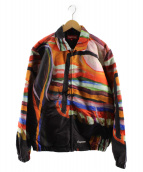 Supreme(シュプリーム)の古着「リーパーワークジャケット」|マルチカラー