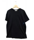 FLAGSTUFF(フラッグスタッフ)の古着「プリントTシャツ」|ブラック