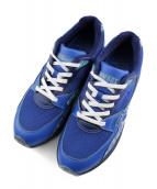 le coq sportif(ルコックスポルティフ)の古着「ランニングシューズ」 ブルー
