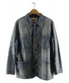 LEVIS VINTAGE CLOTHING(リーバイス ヴィンテージ クロージング)の古着「デニムカバーオール」|インディゴ