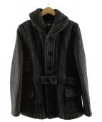 FREEWHEELERS(フリーホイーラーズ)の古着「ビーチクロスジャケット」 ブラック