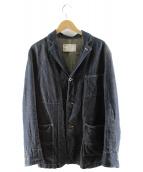 nestrobe confect(ネストローブ コンフェクト)の古着「デニムジャケット」|インディゴ