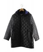 Traditional Weatherwear(トラディショナル ウェザーウェア)の古着「キルティングジャケット」|ブラック