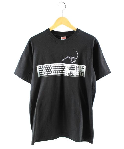 Supreme(シュプリーム)Supreme (シュプリーム) プリントTシャツ ブラック サイズ:Sの古着・服飾アイテム