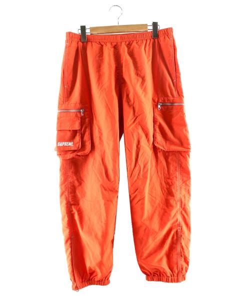 Supreme(シュプリーム)Supreme (シュプリーム) Nylon Cargo Pant オレンジ サイズ:Mの古着・服飾アイテム