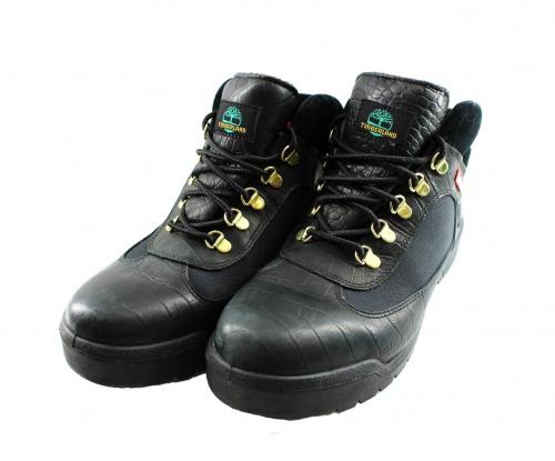 Supreme × Timberland(シュプリーム × ティンバーランド)Supreme × Timberland (シュプリーム × ティンバーランド) Field Boot ブラック サイズ:28cmの古着・服飾アイテム