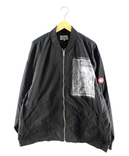 C.E(シーイー)C.E (シーイー) ブルゾン ブラック サイズ:Lの古着・服飾アイテム