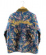Supreme (シュプリーム) Quilted Paisley Jacket ブルー サイズ:M:17800円
