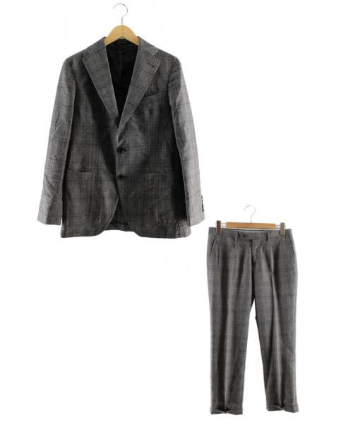TAGLIATORE(タリアトーレ)TAGLIATORE (タリアトーレ) セットアップスーツ グレー サイズ:44/7 Rの古着・服飾アイテム