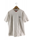 Supreme(シュプリーム)の古着「パッチワークシャツ」|ホワイト