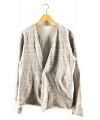 SUNSEA(サンシー)の古着「スウェットジャケット」|グレー