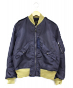 Buzz Ricksons(バズリクソンズ)の古着「タイプL-2Aジャケット」|ネイビー