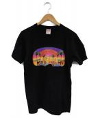 Supreme(シュプリーム)の古着「タージマハルTシャツ」|ブラック