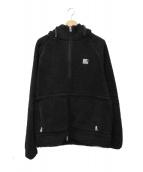 HELLY HANSEN(ヘリーハンセン)の古着「ボアジャケット」|ブラック