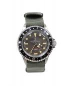 WATCH EXPERIMENTAL UNIT(ウォッチ エクスペリメンタル ユニット)の古着「腕時計」