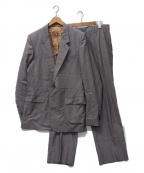 Maison Martin Margiela14(メゾンマルタンマルジェラ14)の古着「セットアップスーツ」|グレー