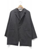 SUNSEA(サンシー)の古着「サウンドコットンジャケット」|グレー
