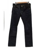 RRL(ダブルアールエル)の古着「ボタンフライデニムパンツ」|インディゴ