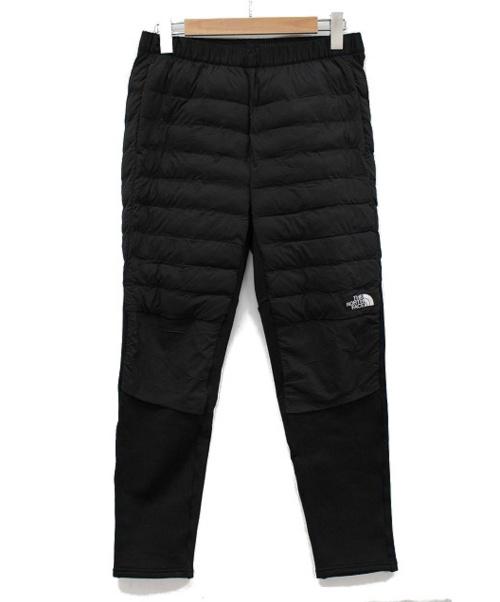 THE NORTH FACE(ザノースフェイス)THE NORTH FACE (ザノースフェイス) レッドランプロロングパンツ ブラック サイズ:L NY81973 Red Run Pro Long pantsの古着・服飾アイテム