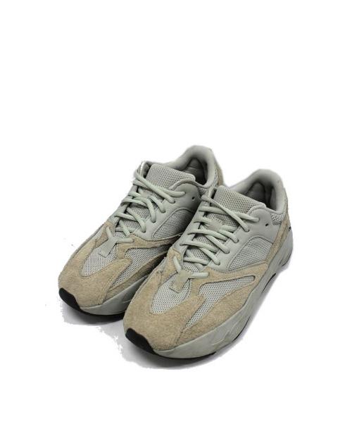 adidas(アディダス)adidas (アディダス) ローカットスニーカー グレー サイズ:27㎝ US9 YEEZY BOOST700 EG7487の古着・服飾アイテム