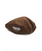 TENDERLOIN(テンダーロイン)の古着「ベレー帽」|ブラウン