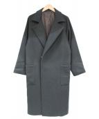 Luis(ルイス)の古着「ハイクオリティーオーバーコート」 グリーン