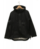 snow peak(スノーピーク)の古着「ワンダーラストジャケット」 ブラック